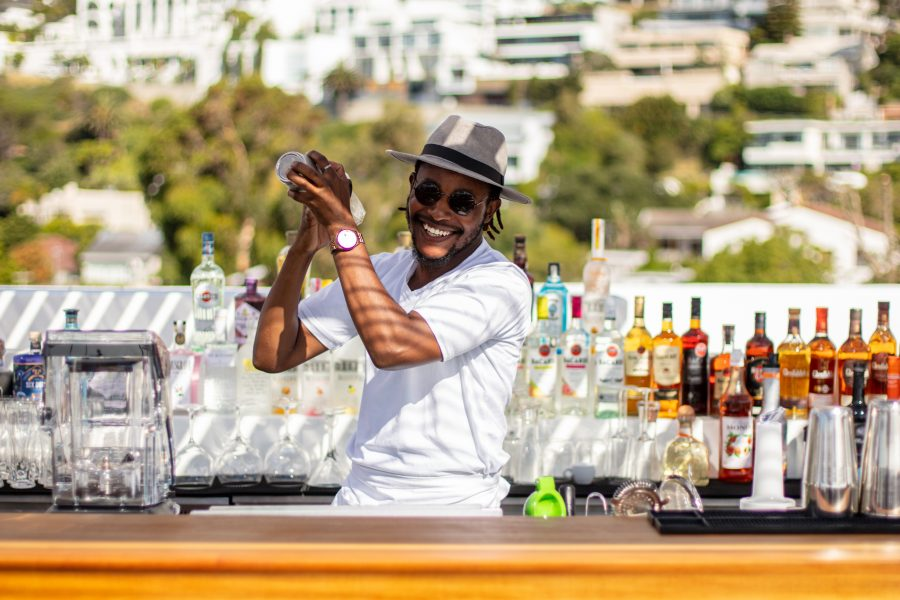 Baptiste Rooftop Pool, Bar & Lounge - Camps Bay Cape Town
